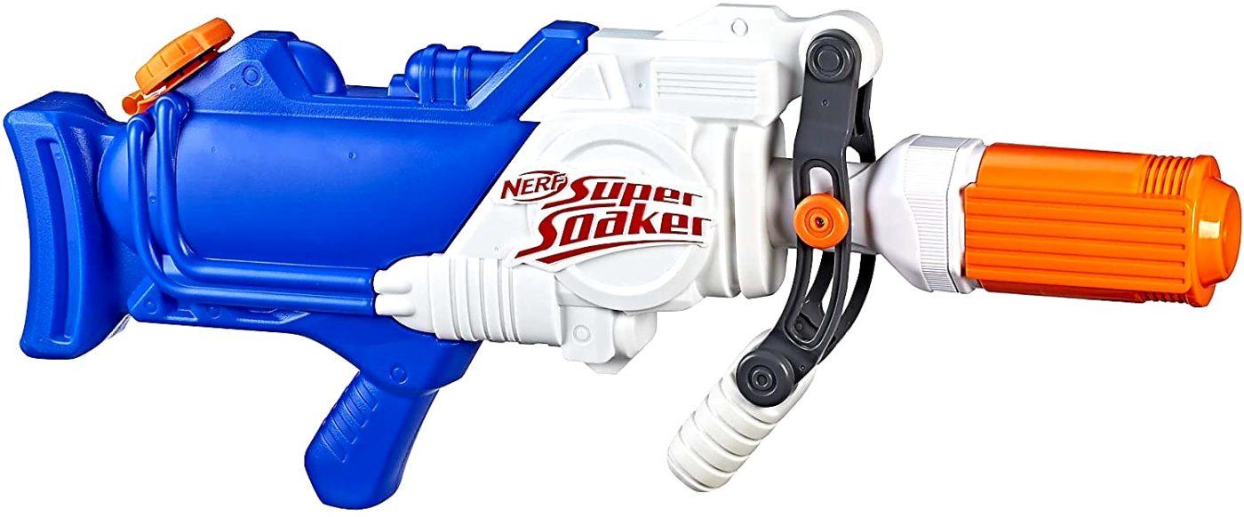1. Hasbro Super Soaker Wasserpistole Hydra