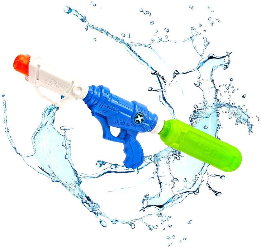 1. WASSER BLASTER ZURU X-SHOT TORNADO TIDE