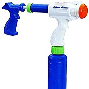 1. Wasserpistole mit Tank Bottle Blitz 2.0