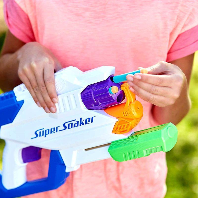 2. Hasbro Super Soaker DartFire Wasserspritzpistole