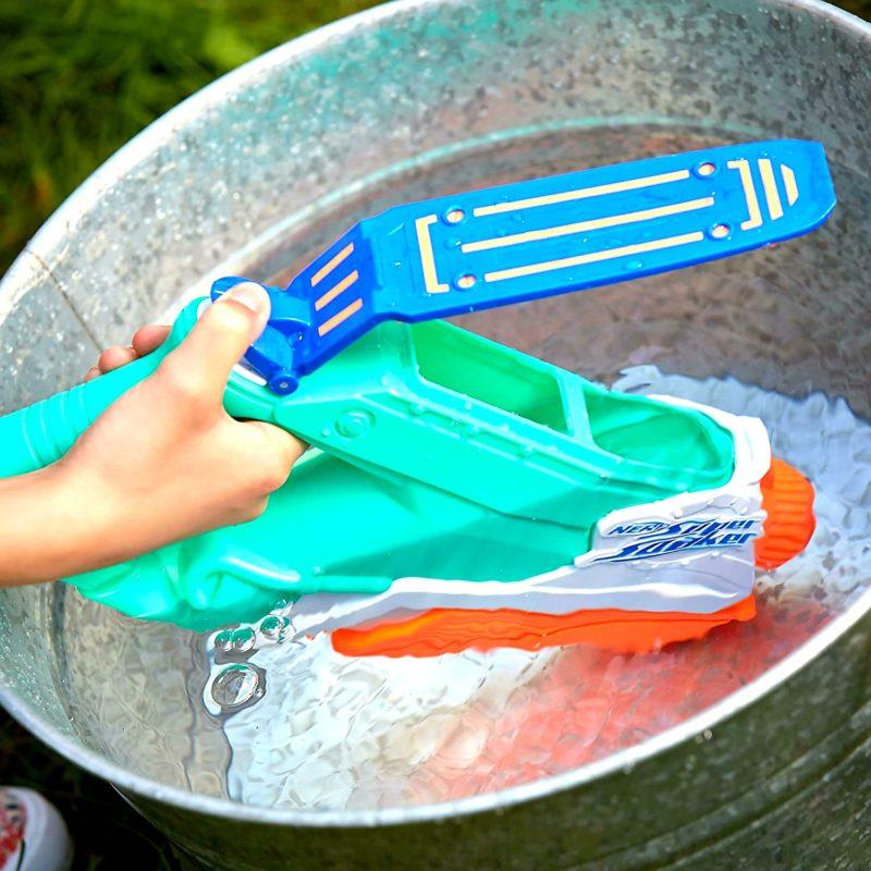 2. Hasbro Super Soaker Splash Mouth Wasserspritzpistole