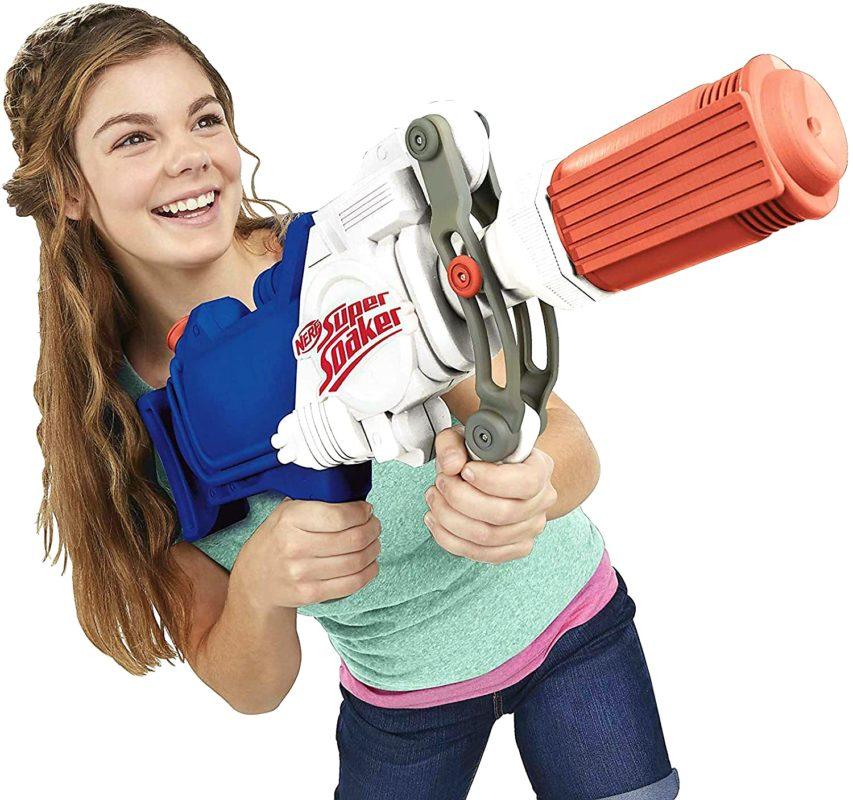 Hasbro Super Soaker Wasserpistole Hydra