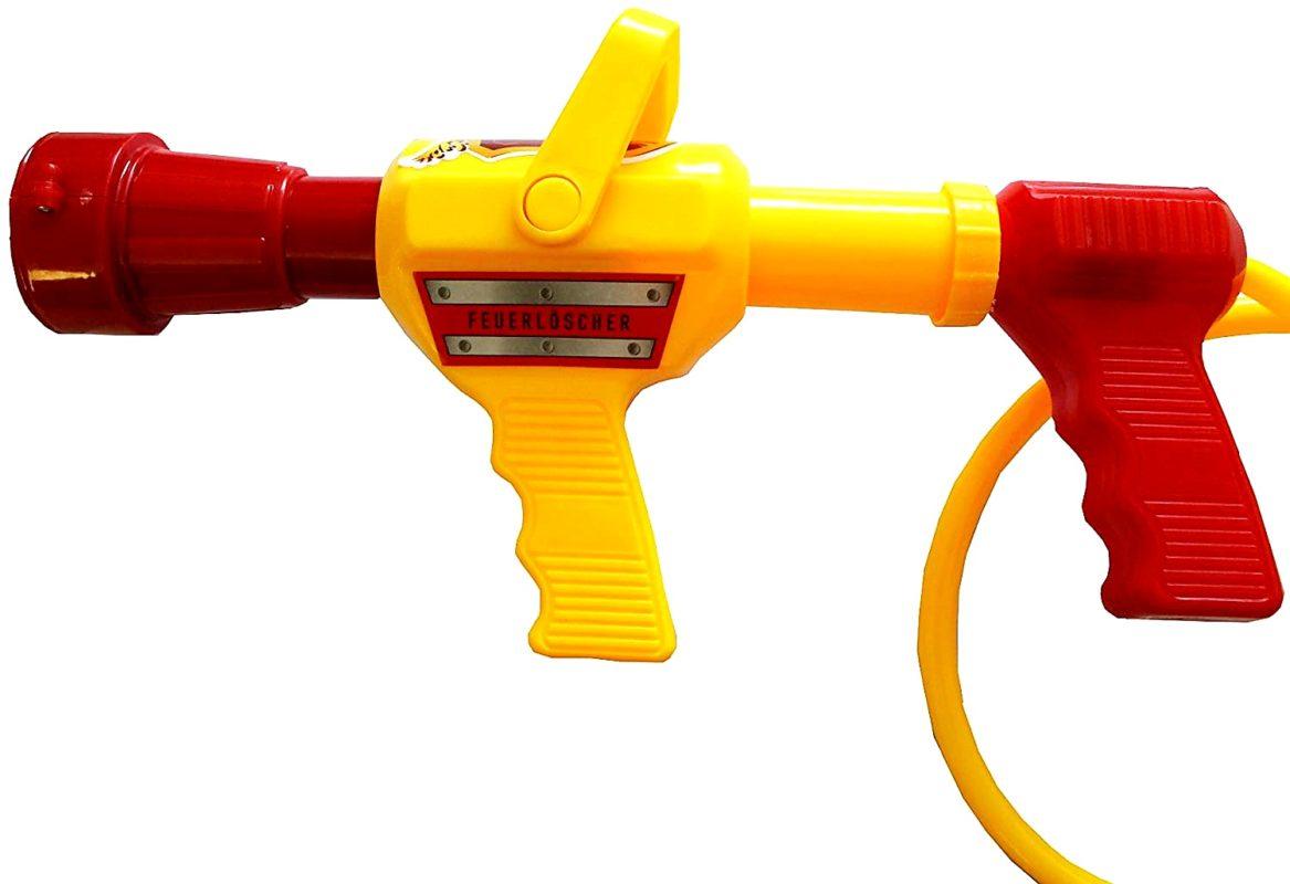 Feurwehr Wasserpistole mit Tank 1