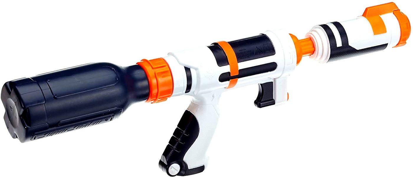 Wasserpistole mit Tank Bottle Blitz 1